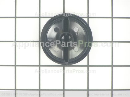 Whirlpool Knob, Timer (black) 3368998 from AppliancePartsPros.com