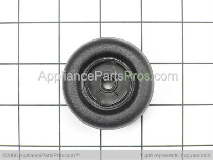 Whirlpool Knob, Timer (blk) 215828 from AppliancePartsPros.com