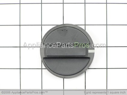 Whirlpool Knob, Timer (blk) 99001318 from AppliancePartsPros.com