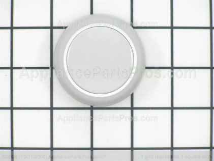 Whirlpool Knob, Timer (grey) 3956906 from AppliancePartsPros.com