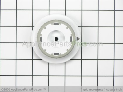 Whirlpool Knob, Timer-White 22002461 from AppliancePartsPros.com
