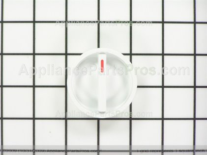 Whirlpool Knob, Timer (white) 3369611 from AppliancePartsPros.com