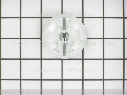 Whirlpool Knob, Timer (white) 3375349 from AppliancePartsPros.com