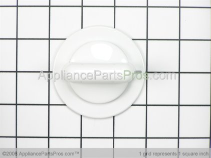 Whirlpool Knob, Timer (white) 3405299 from AppliancePartsPros.com