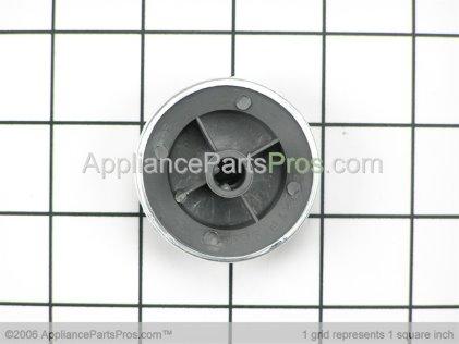 Whirlpool Knob, Top Burner (blk Y0300705 from AppliancePartsPros.com