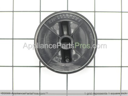 Whirlpool Knob, Top Burner Assy Y0307217 from AppliancePartsPros.com