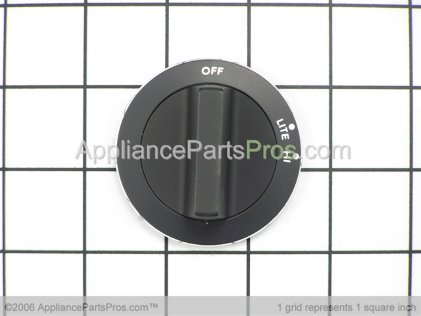 Whirlpool Knob Top Burner Y07589200 from AppliancePartsPros.com