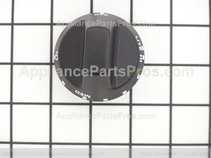 Whirlpool Knob, Valve Black 74003500 from AppliancePartsPros.com