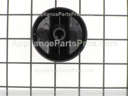 Whirlpool Knob, Valve Black 74003500 from AppliancePartsPros.com