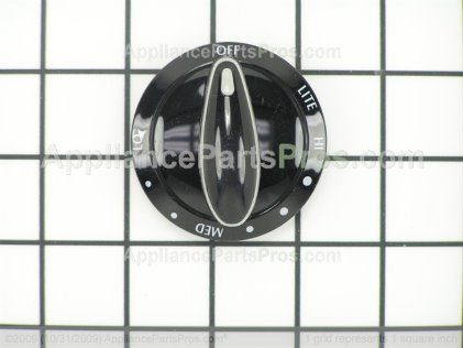 Whirlpool Knob, Valve (blk) 74009094 from AppliancePartsPros.com