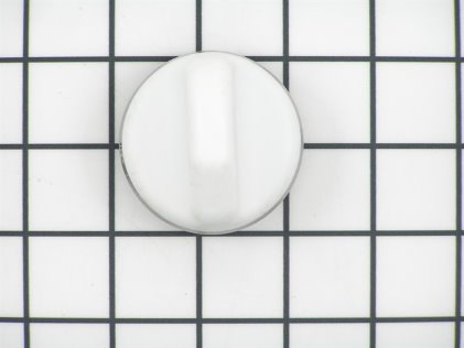 Whirlpool Knob, Valve (wht) 74002523 from AppliancePartsPros.com
