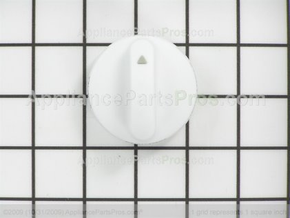 Whirlpool Knob, Valve (wht) 74004650 from AppliancePartsPros.com