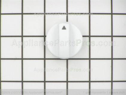 Whirlpool Knob, Valve (wht) 74005688 from AppliancePartsPros.com