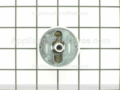 Whirlpool Knob W10340813 from AppliancePartsPros.com