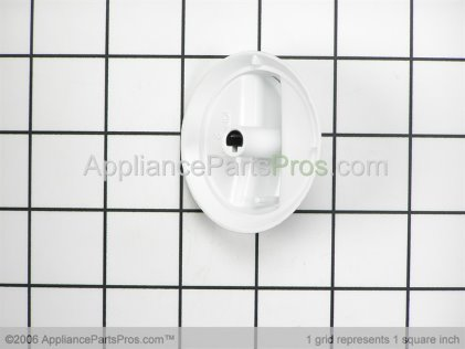 Whirlpool Knob, White 31905411W from AppliancePartsPros.com