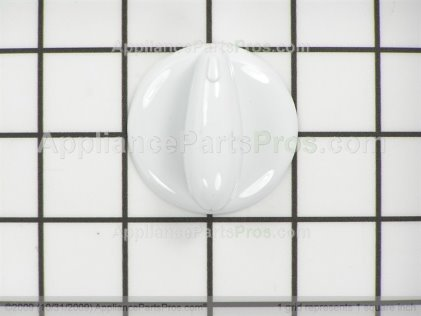 Whirlpool Knob (wht) 74009188 from AppliancePartsPros.com