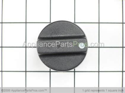 Whirlpool Wp4173481 Top Burner Control Knob