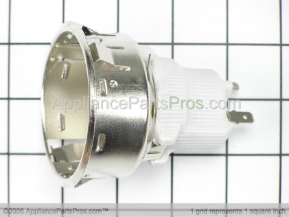 Whirlpool Lamp Assembly 7407P088-60 from AppliancePartsPros.com
