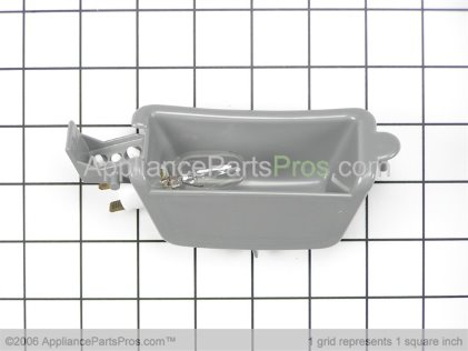 Whirlpool Lamp Holder 33001496 from AppliancePartsPros.com
