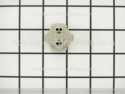 Whirlpool Lamp Socket 4359518 from AppliancePartsPros.com