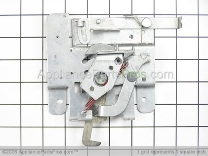 Whirlpool Latch Assembly 12001106 from AppliancePartsPros.com