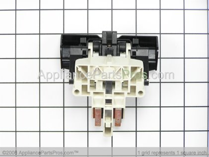 Whirlpool Latch Assembly 8193592 from AppliancePartsPros.com