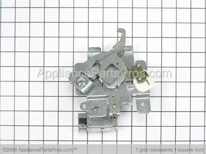 Whirlpool Latch, Door 74006343 from AppliancePartsPros.com