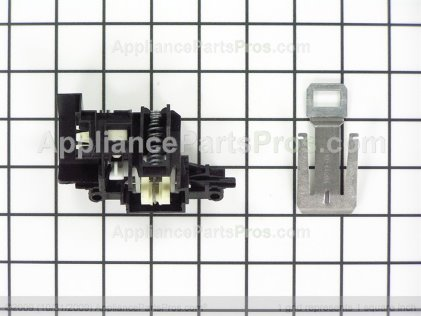 Whirlpool Latch-Door W10619006 from AppliancePartsPros.com