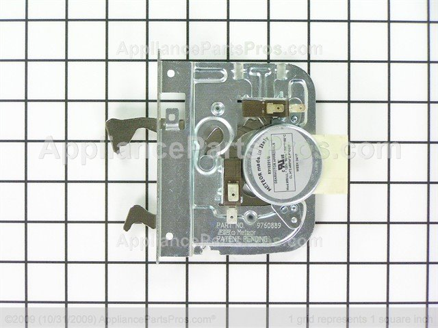 Whirlpool Wp9760889 Latch Door Appliancepartspros Com