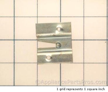 Whirlpool Latch Plate 775665 from AppliancePartsPros.com