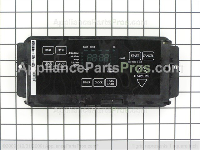 Parts For Maytag A612s Control Panel Parts From Appliancepartspros