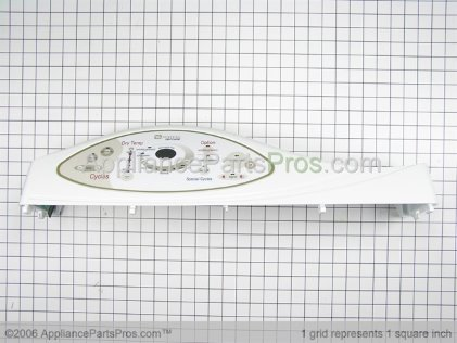 Whirlpool Led Console Assy 22004444 from AppliancePartsPros.com