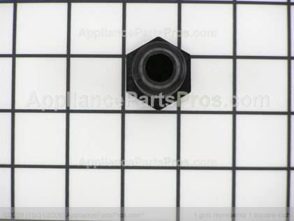 Whirlpool Leg, Leveling (plasti Y500101 from AppliancePartsPros.com