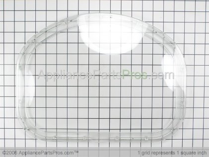 Whirlpool Lens 33002607 from AppliancePartsPros.com