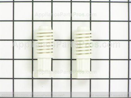 Whirlpool Leveling Foot (optional) (2-Pack) 279810 from AppliancePartsPros.com