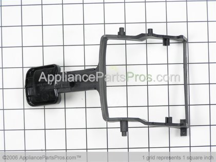 Whirlpool Lever, Ice Dispenser (black) 2259396SB from AppliancePartsPros.com