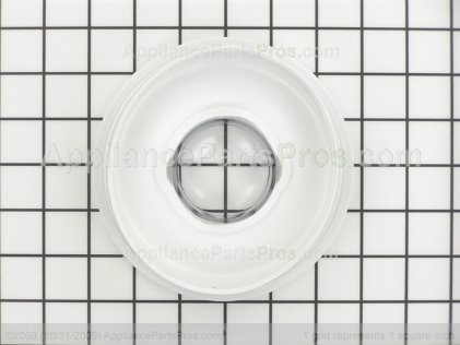 Whirlpool Lid and Cap (white) 9704920 from AppliancePartsPros.com