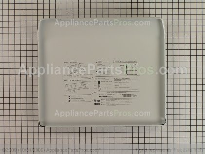 Whirlpool Lid As-Pk Phase I 22004109 from AppliancePartsPros.com