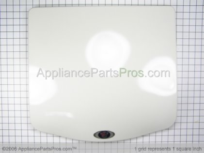 Whirlpool Lid-Bsq-As Pk 25001118 from AppliancePartsPros.com