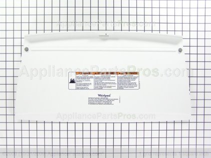 Whirlpool Lid-Inner 8577353 from AppliancePartsPros.com
