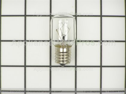 Whirlpool Light Bulb 8206232A from AppliancePartsPros.com