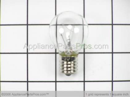 Whirlpool Light Bulb 8206443 from AppliancePartsPros.com