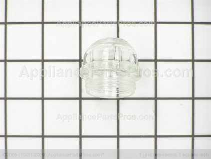 Whirlpool Light Lens 4452165 from AppliancePartsPros.com