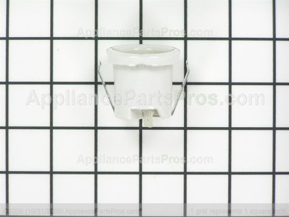 Whirlpool Light Socket W10114530 from AppliancePartsPros.com