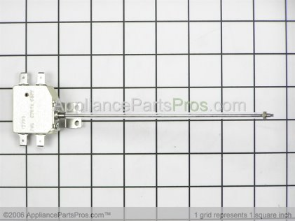 Whirlpool Limiter Switch, Left Rear (1200W) 3191990 from AppliancePartsPros.com