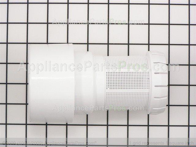whirlpool washing machine lint filter