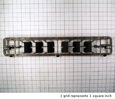 Whirlpool Louver, Verticle 1167096 from AppliancePartsPros.com