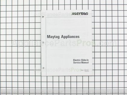 Whirlpool Manual, Service 16010191 from AppliancePartsPros.com