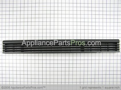 Whirlpool Microwave Vent Grill 8183851 from AppliancePartsPros.com