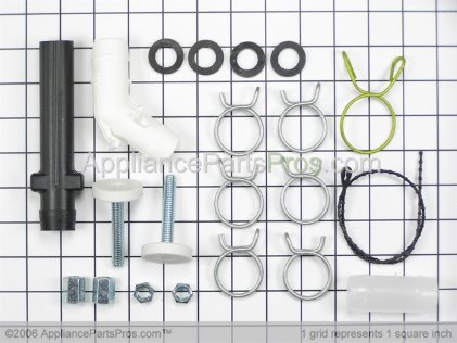 Whirlpool Miscellaneous Parts Kit 285654 from AppliancePartsPros.com